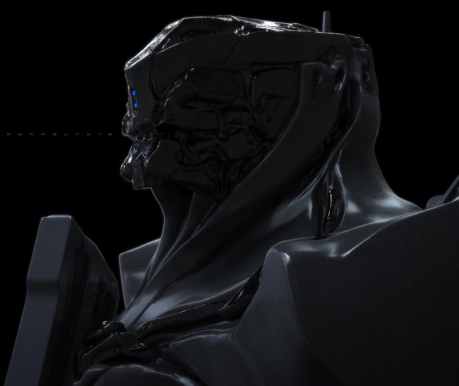 Ben mauro key robot 01 bm