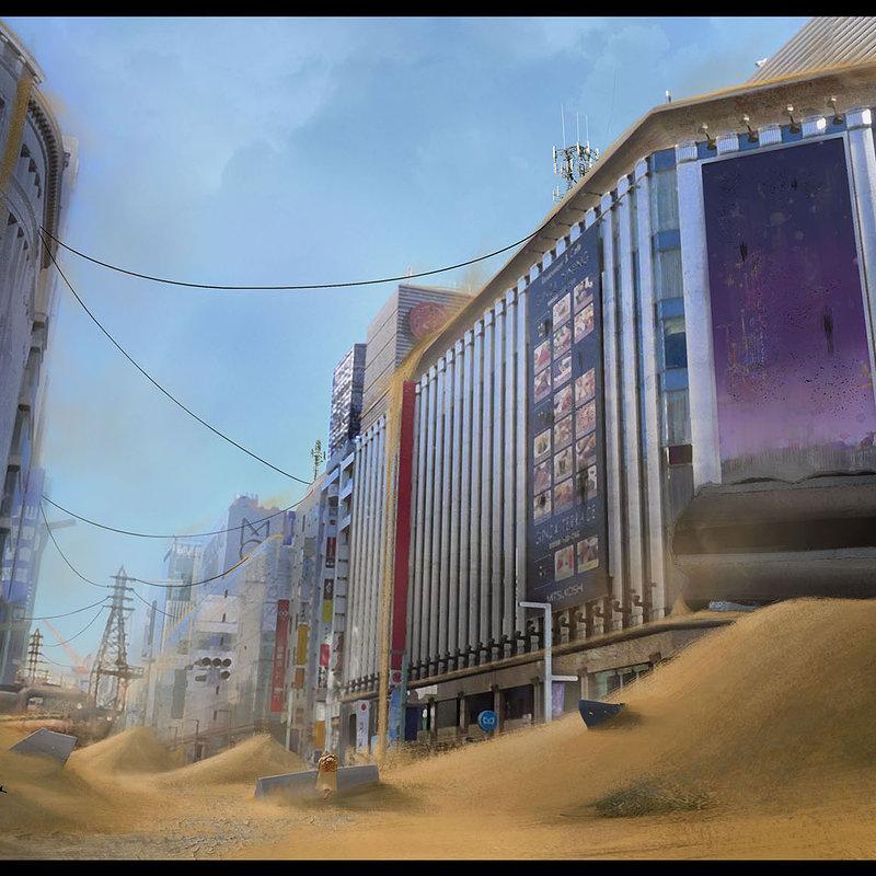 Tokyo Hazard - Desert
