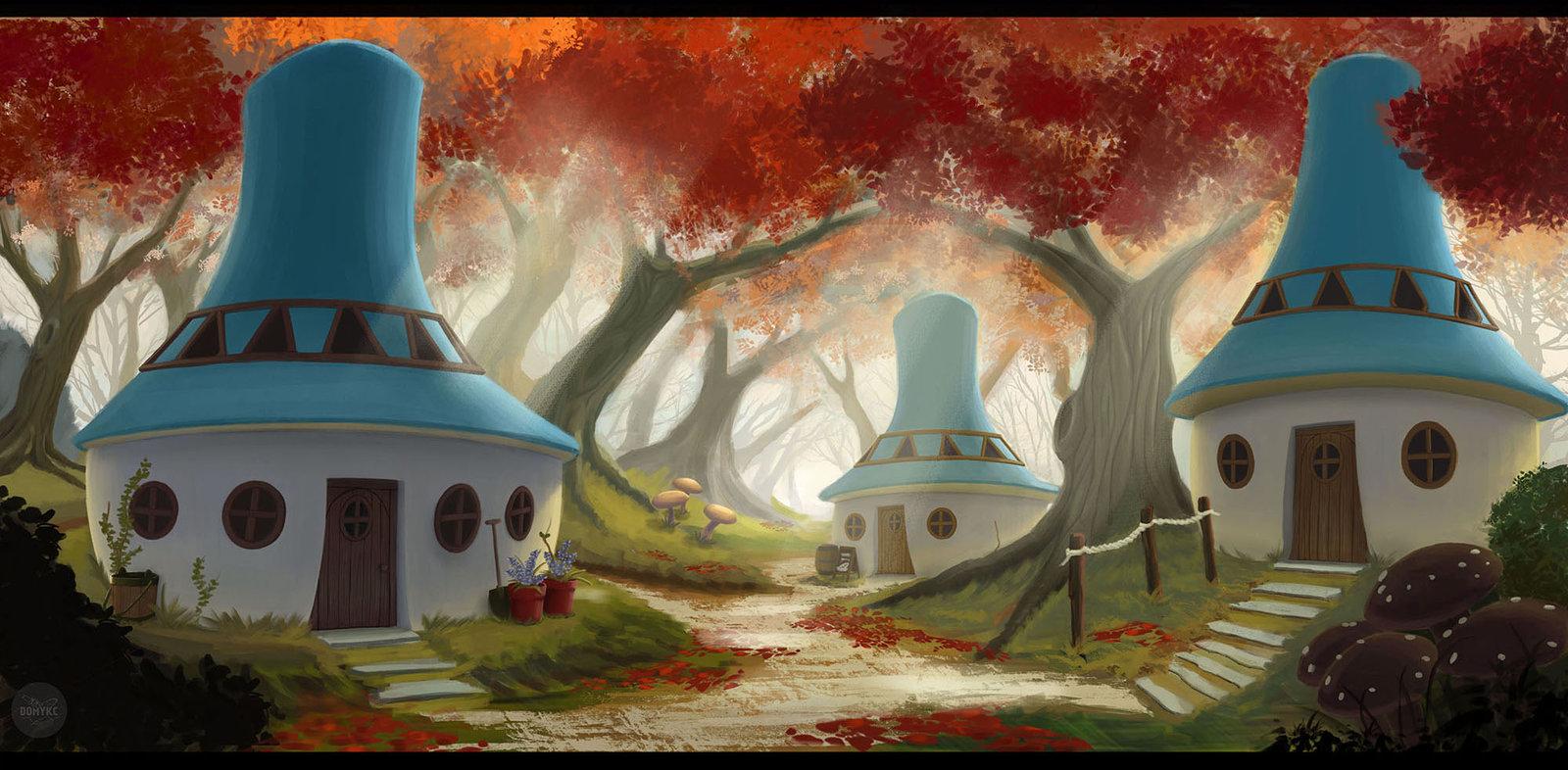 Sprite Village