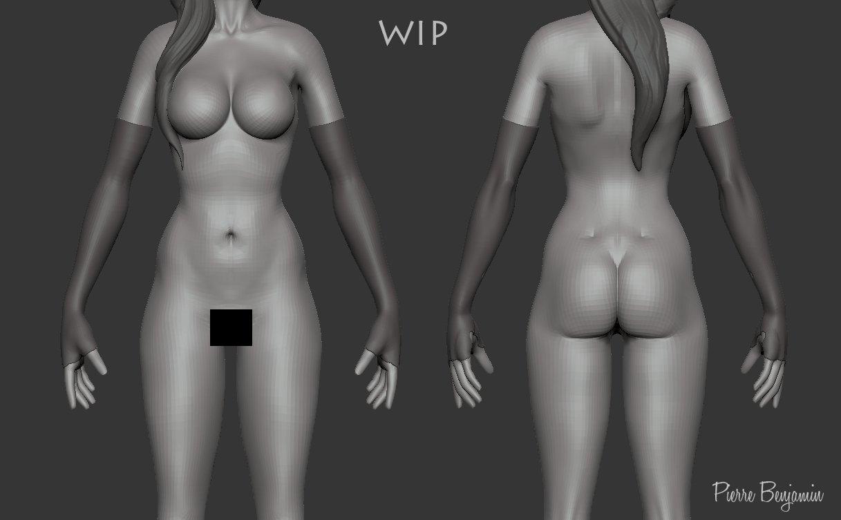 body WIP