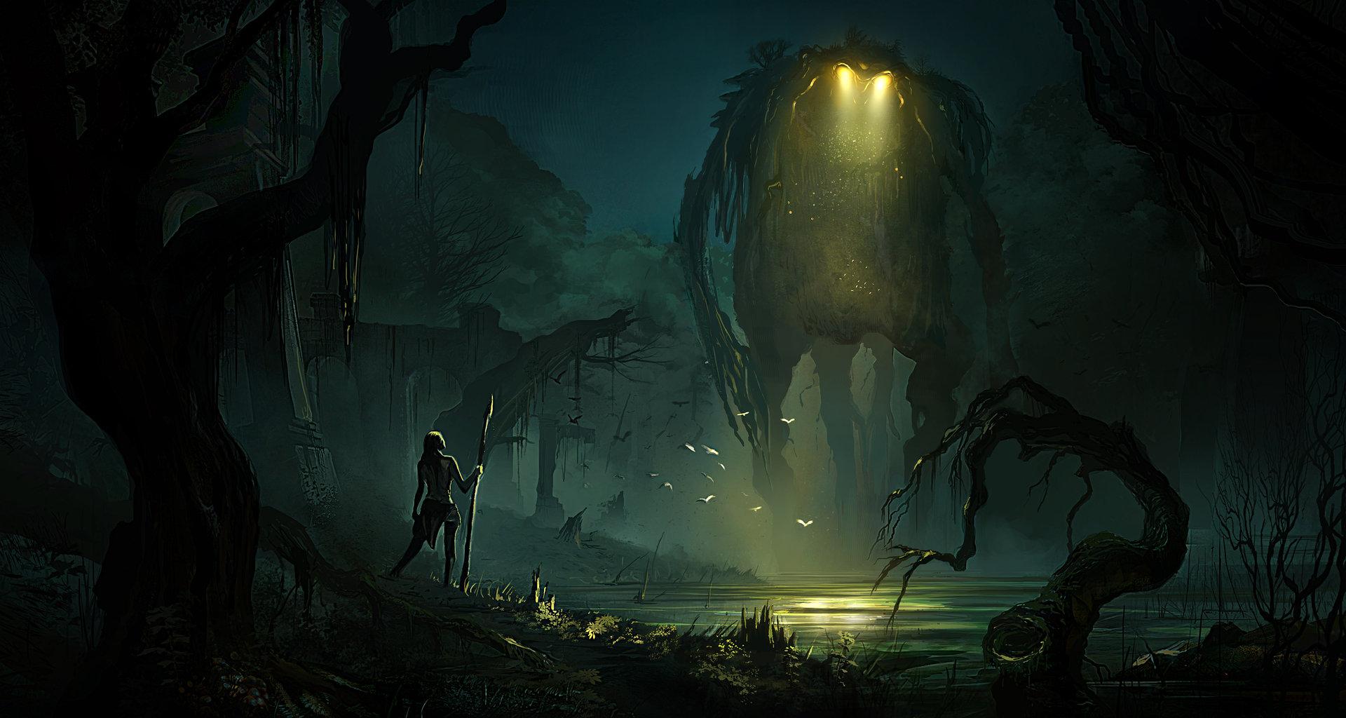Swamp Adversaries