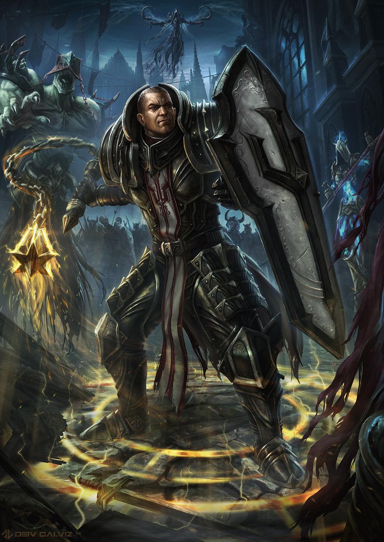 Diablo 3 - Crusader