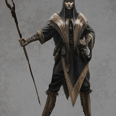 Ray lederer archmage robes female dsktp