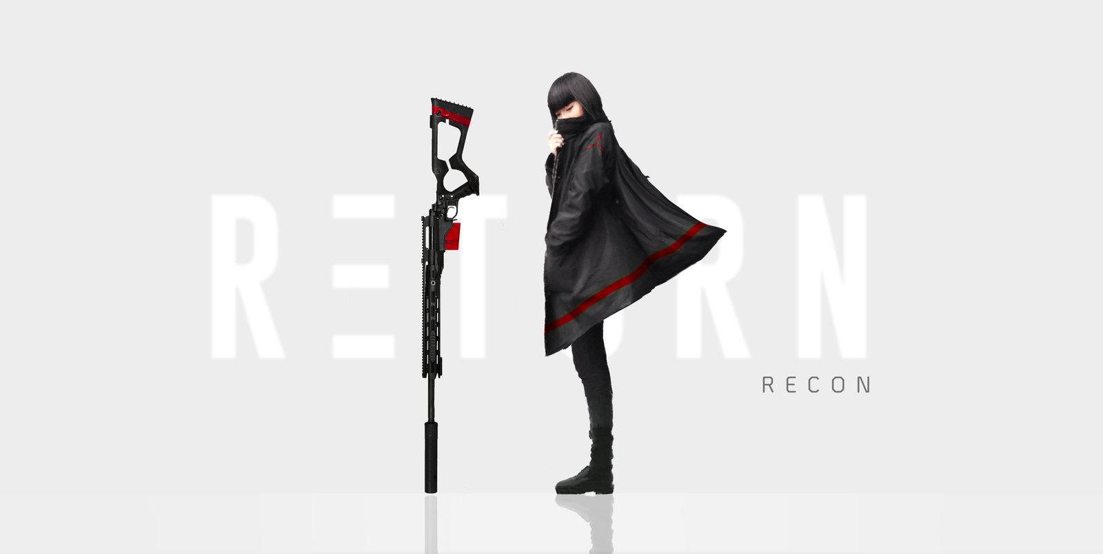 RECON GIRL
