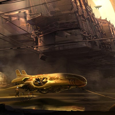 Art sparth urban pilot