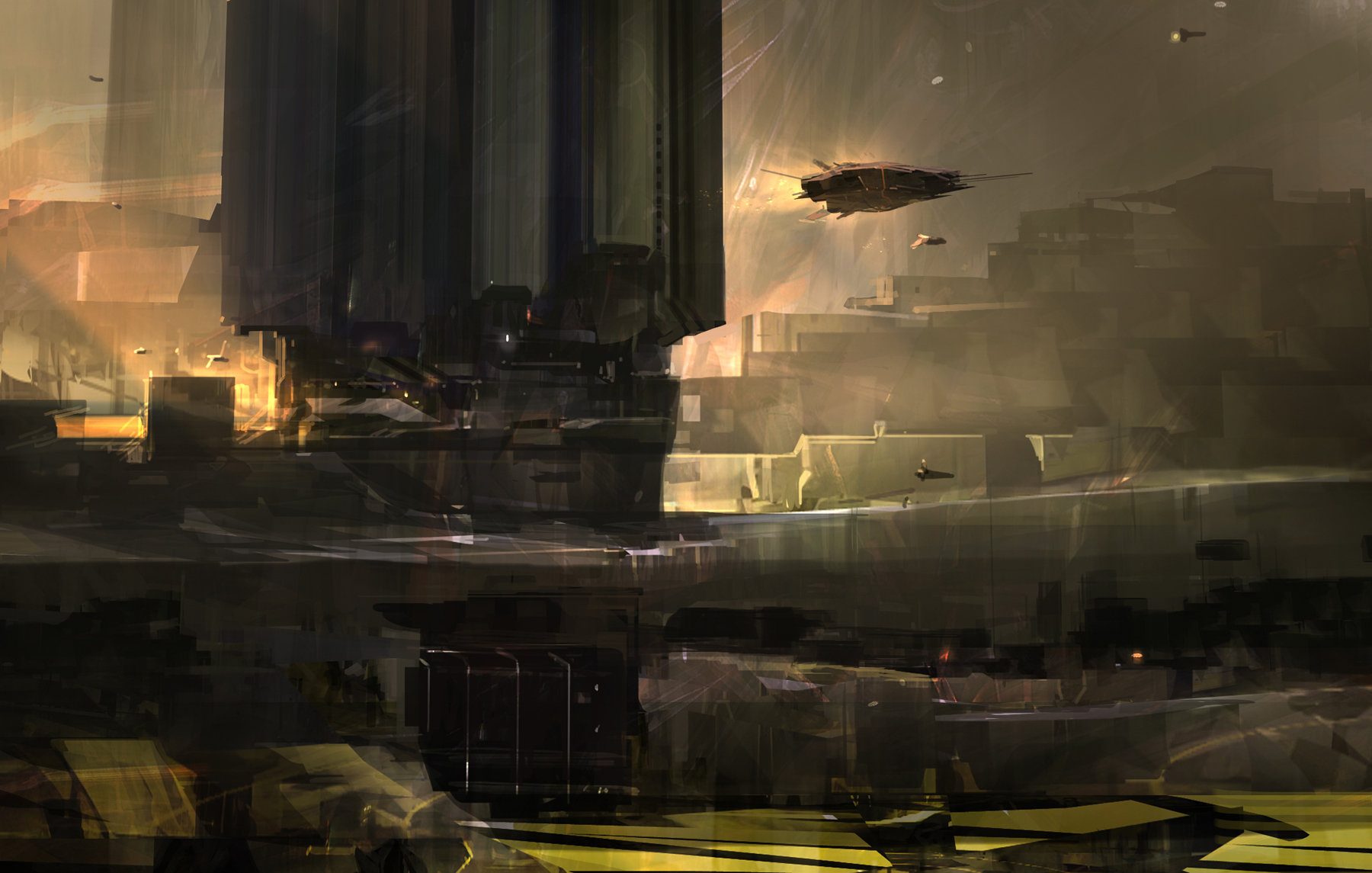 Art sparth surface life