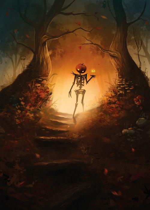 Pumpkin laurab