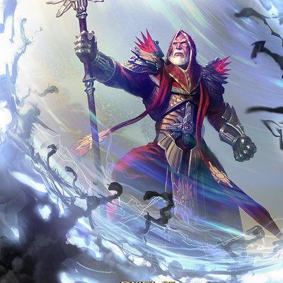 Dark warding inquisitor ozminski