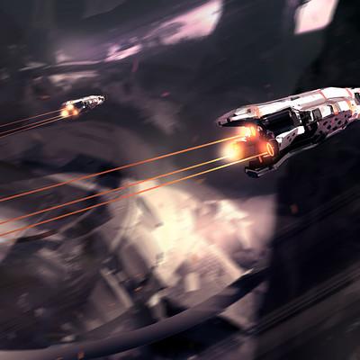 Speedyspacehip pinko