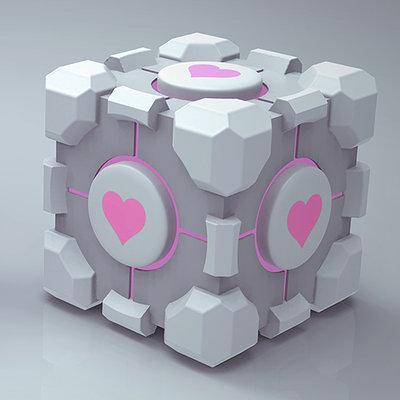 Companion cube