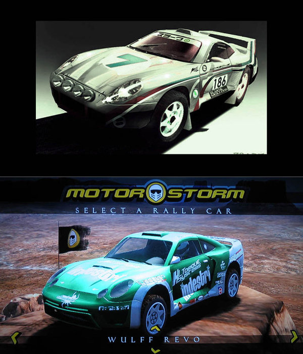 Motorstorm car by alex brady tad d5bvpoc