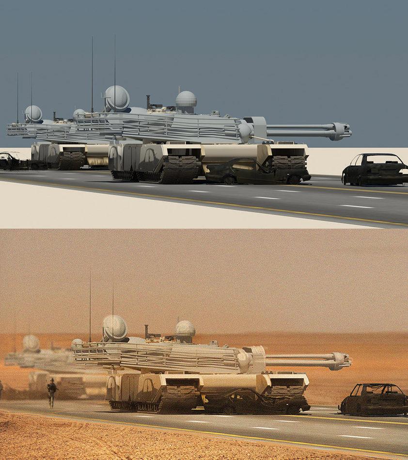 Quick tank 1 by alex brady tad d5xv7jn