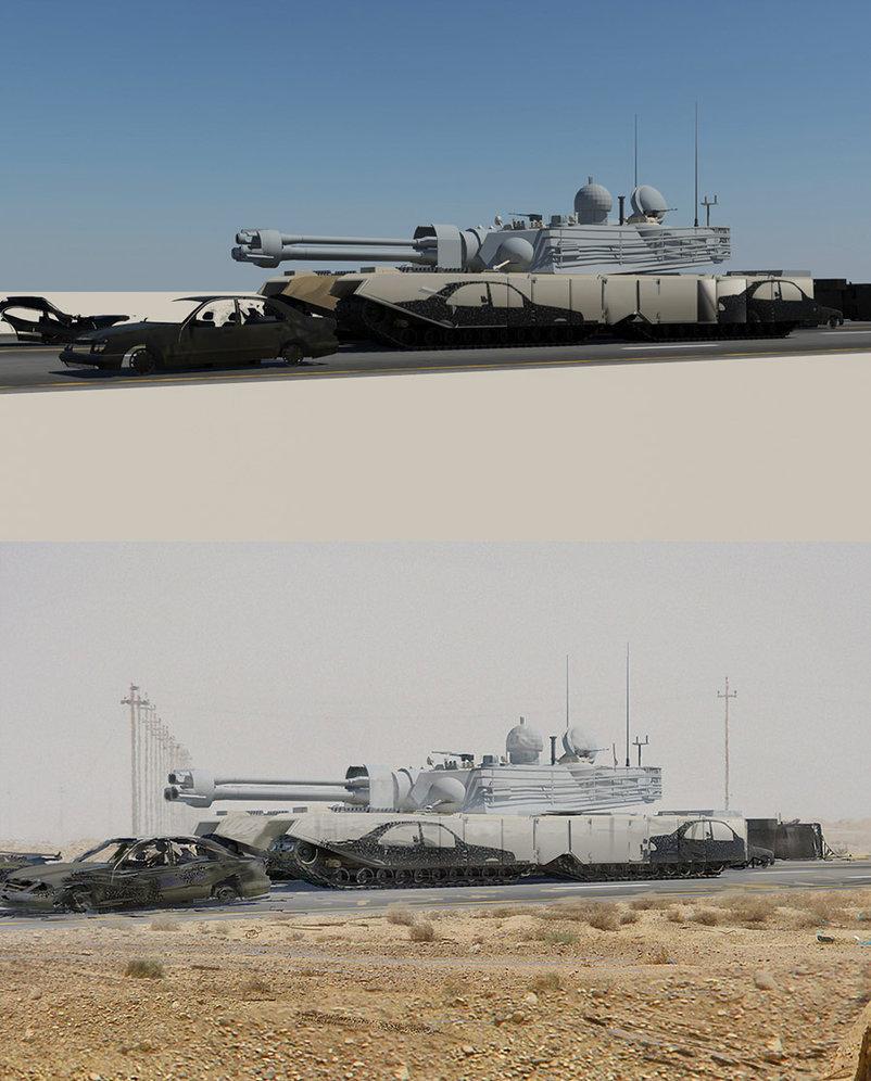 Quick tank 2 by alex brady tad d5xv7q6