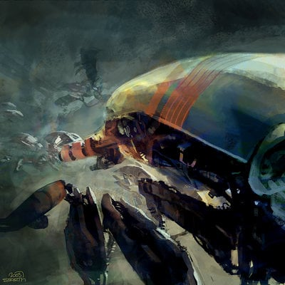 Sparth cybernetics v6