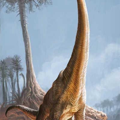 Singing sauropod