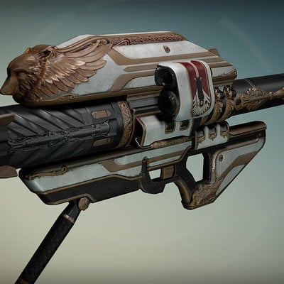 Gjallarhorn in game sm