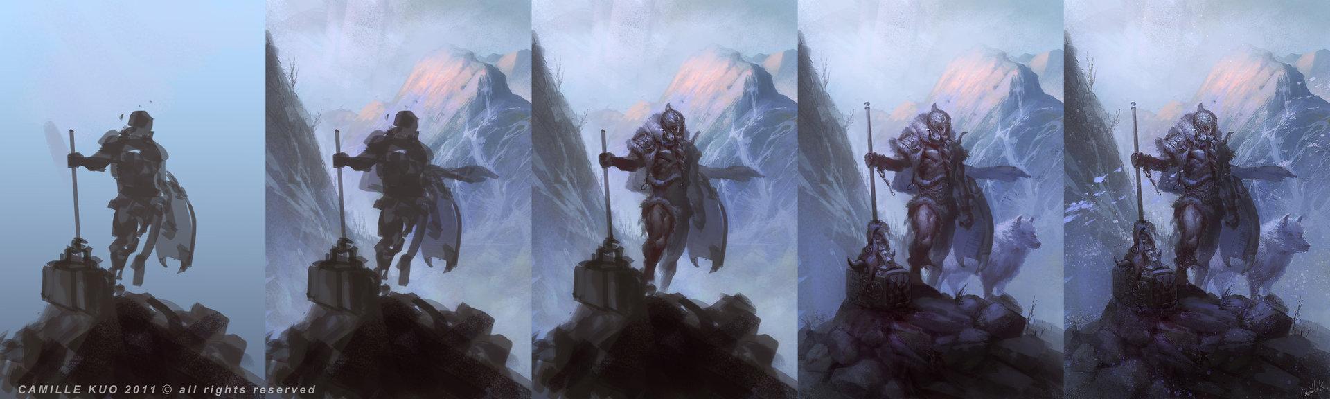 Viking wip camillekuo