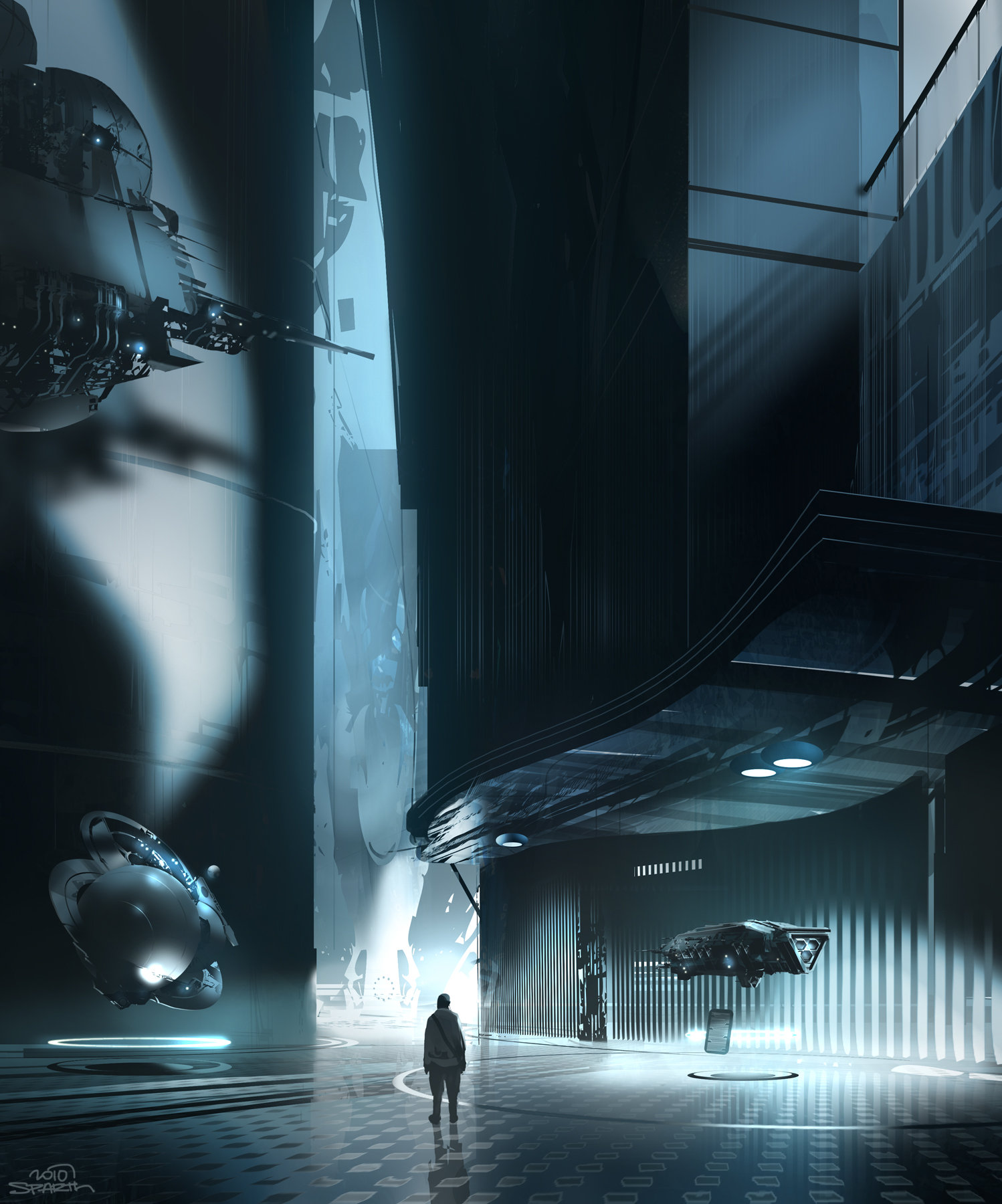 Sparth fictive museum