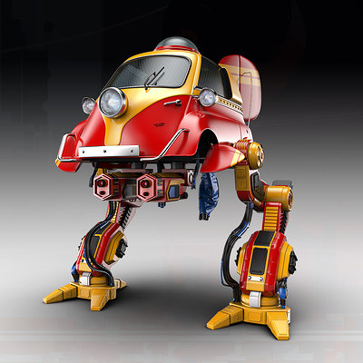 A warmech isetta blog