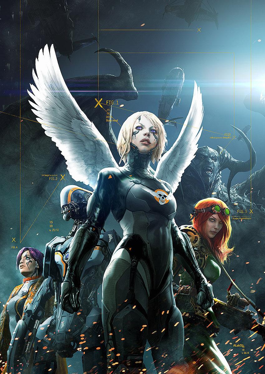 Geekopolis 3rd / Poster