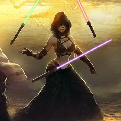 Perang bintang by njay d4uqkr2