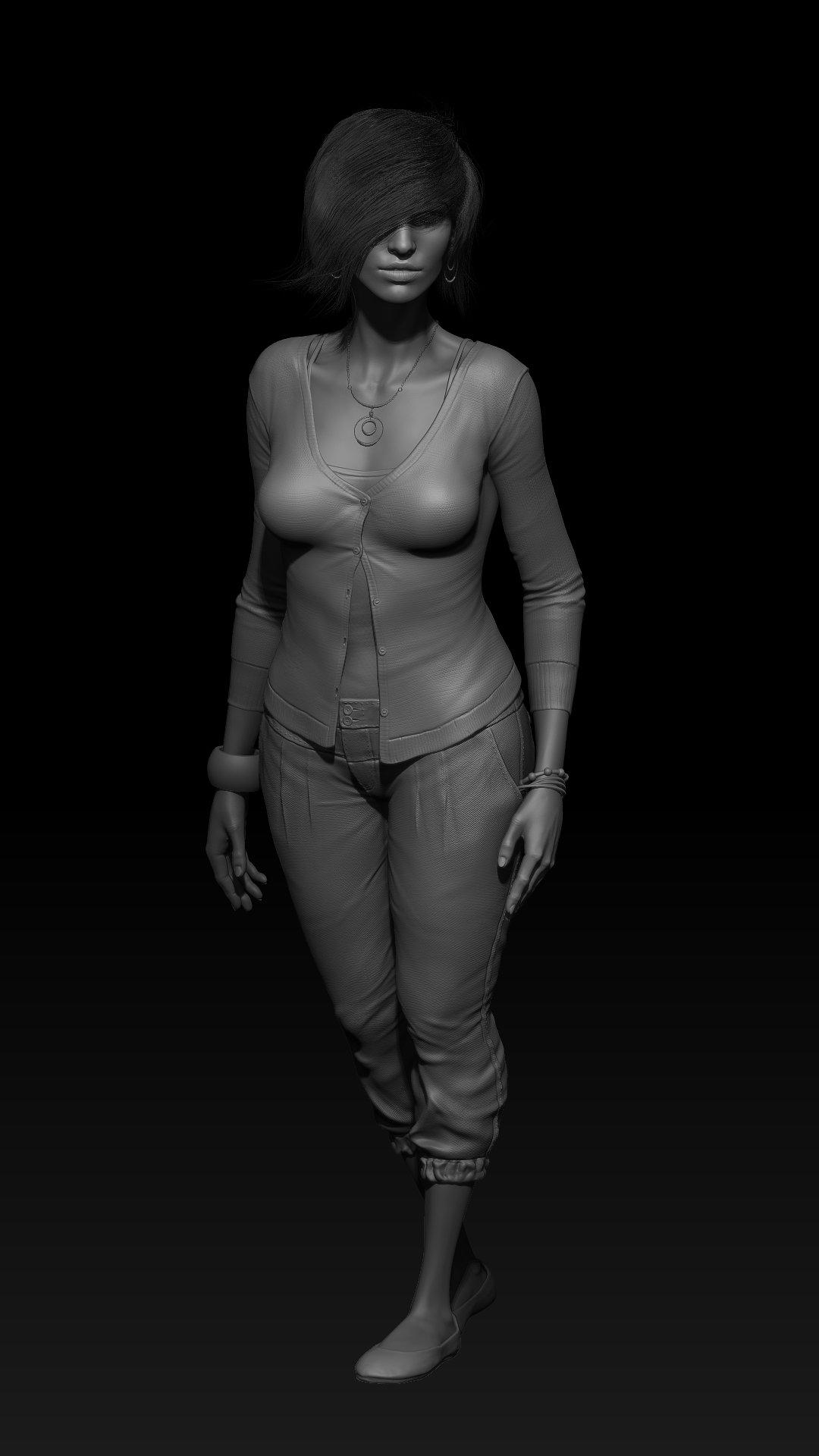 Woman 1