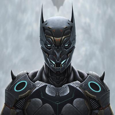 Batman wip 19