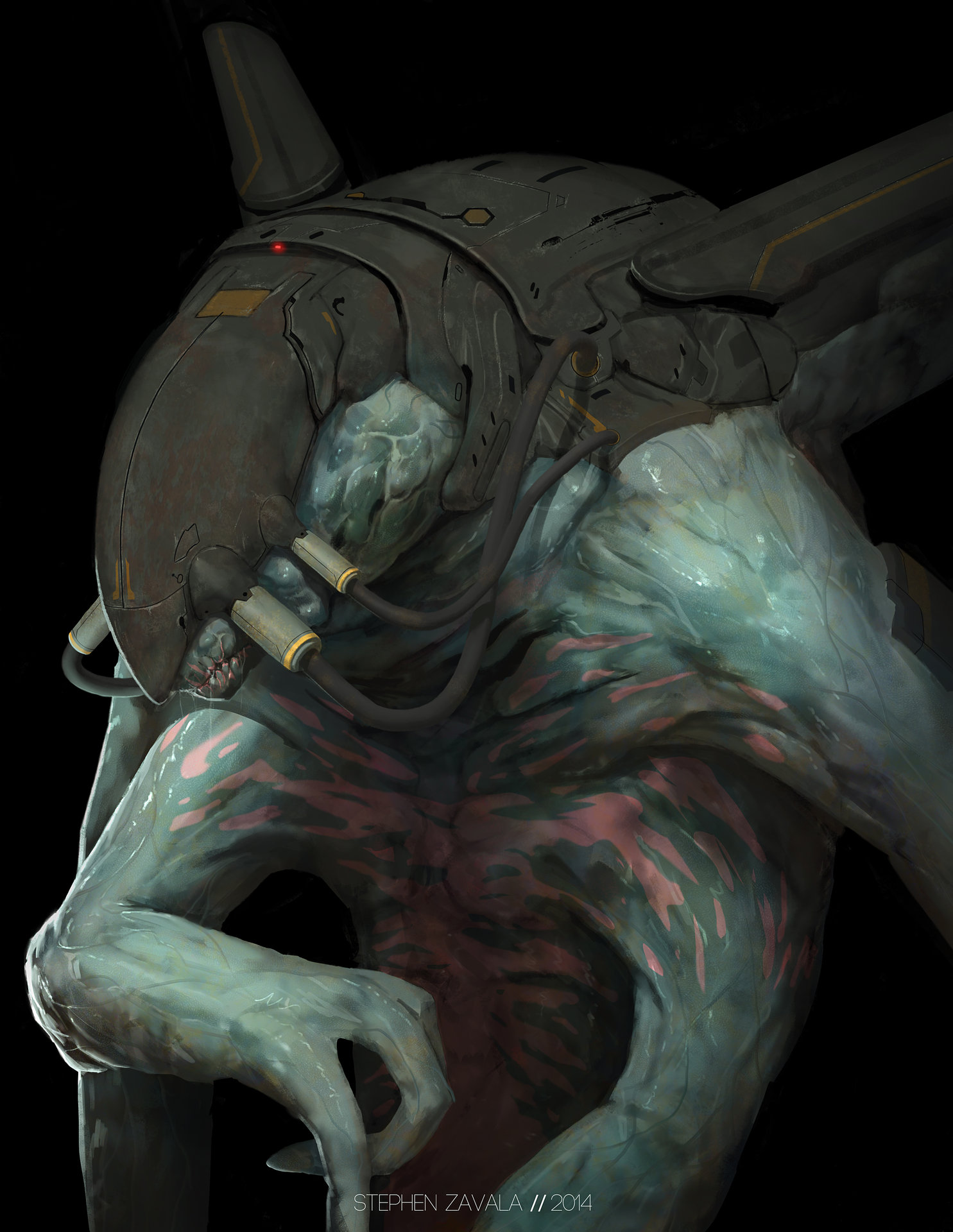 Ancient alien as