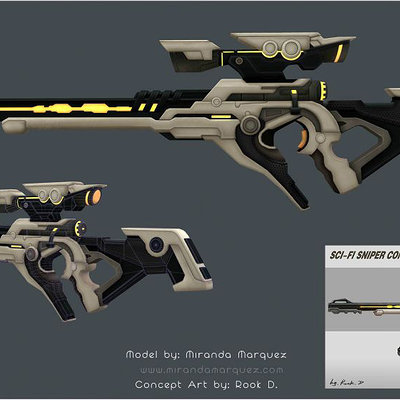 Gun spread
