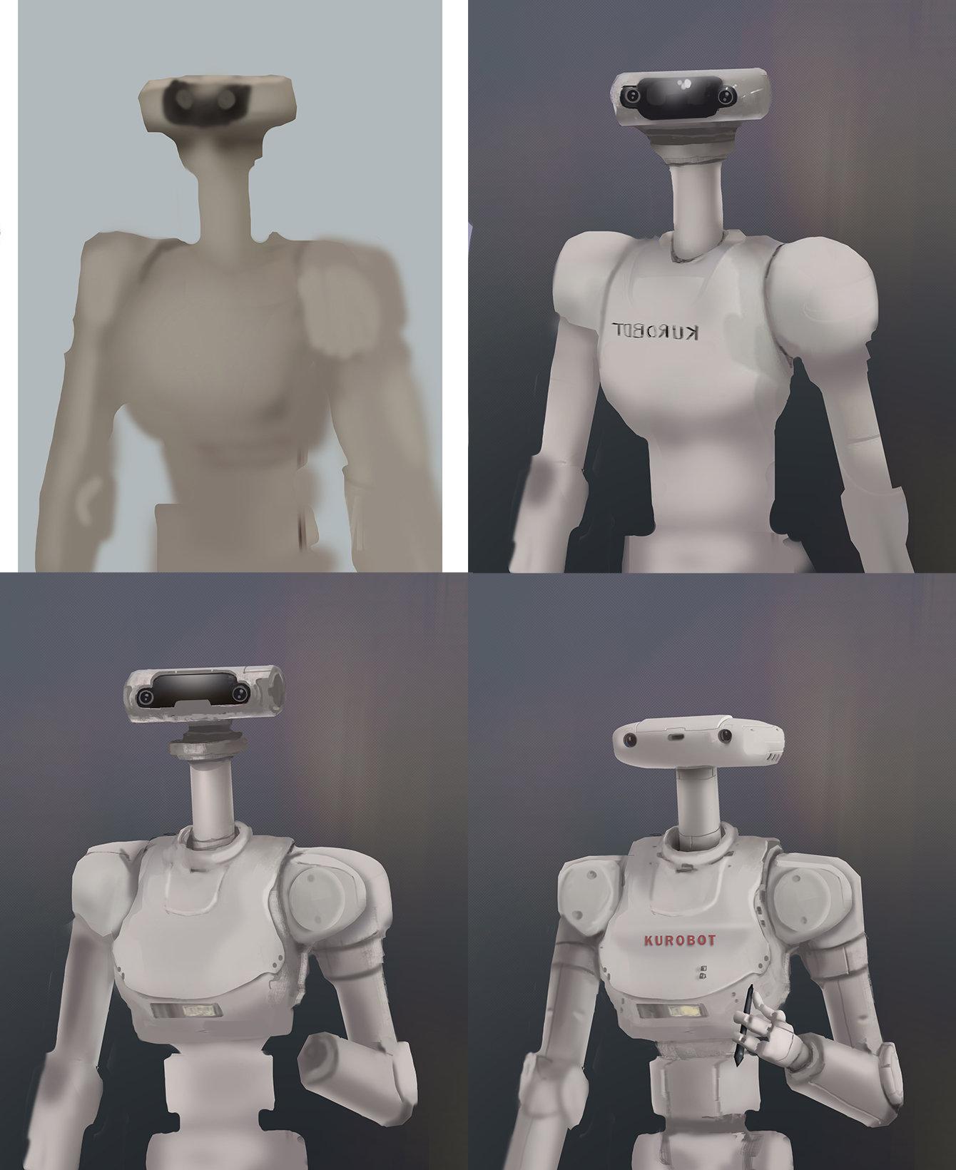 Robot02 wip05