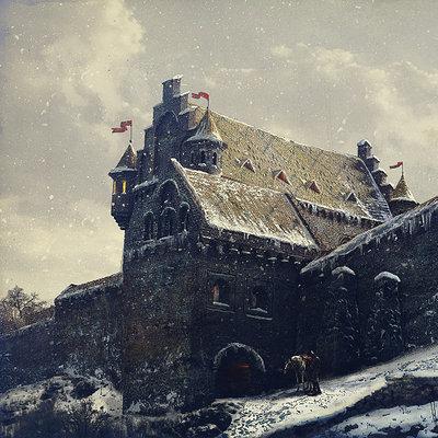 Vilius petrauskas castle gates