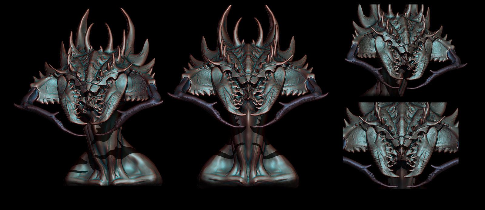 Creature 2 by apeirondiesirae d7ydq5z
