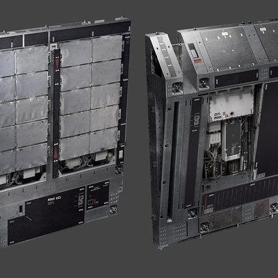 Karakter kz4 wall hightech