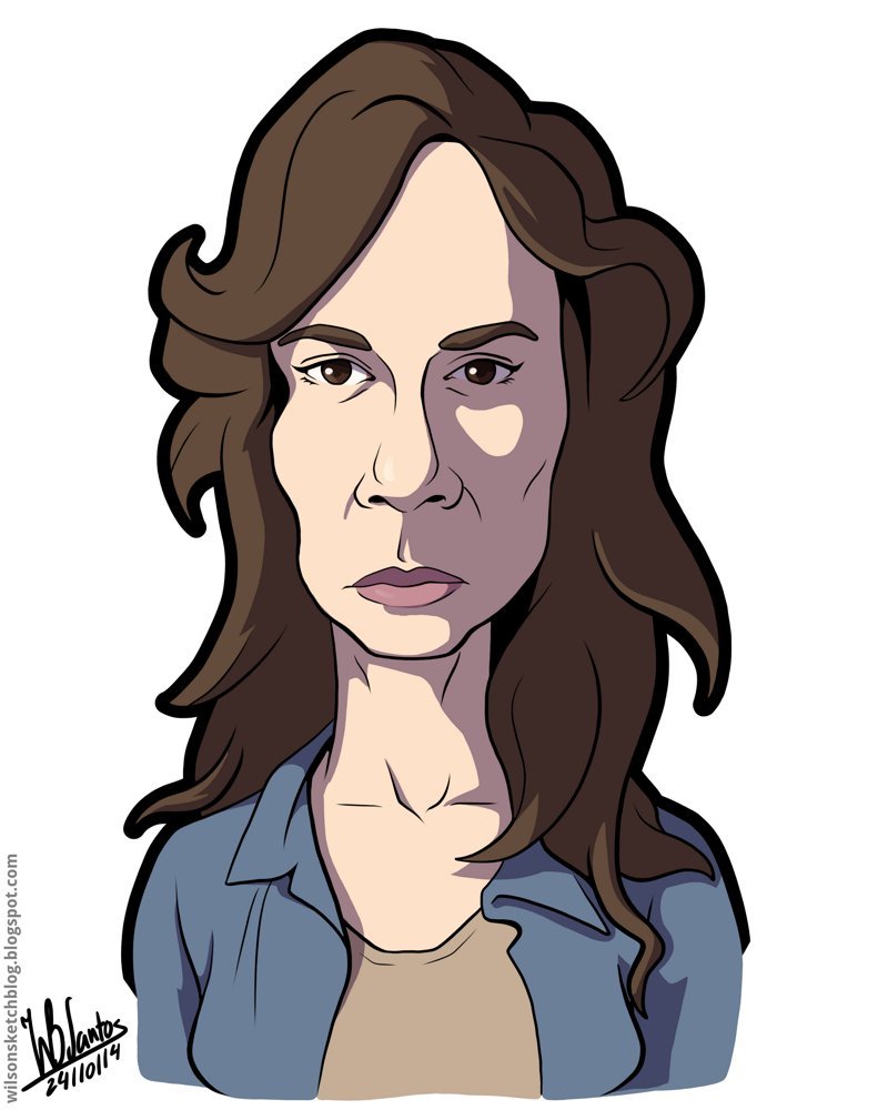 Wilson Santos The Walking Dead Lori