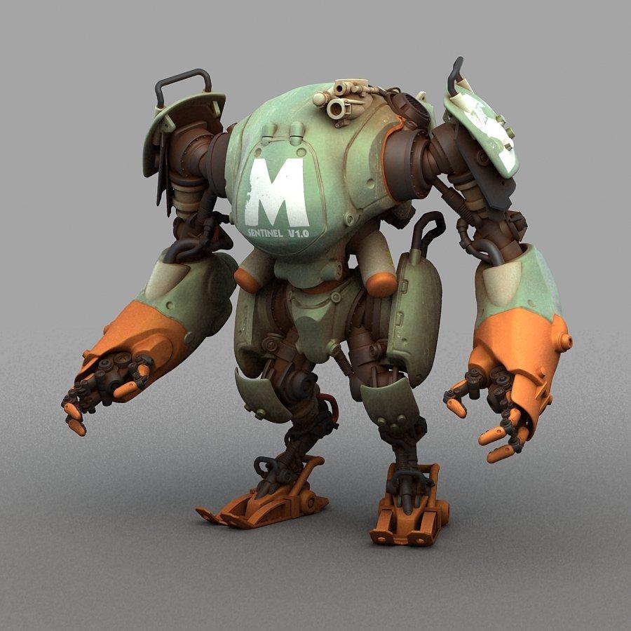 Sentinel 01
