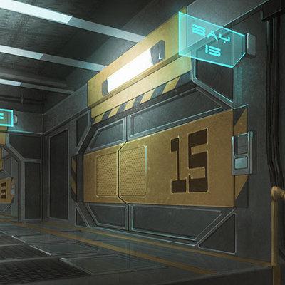 Sci fi hall