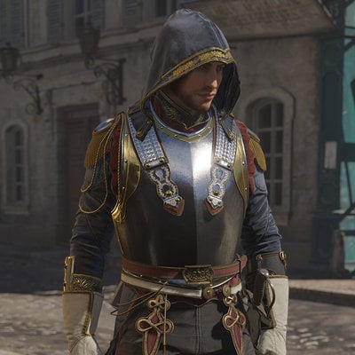 Assassin's Creed Unity, Avatar Napoleonic outfit four.