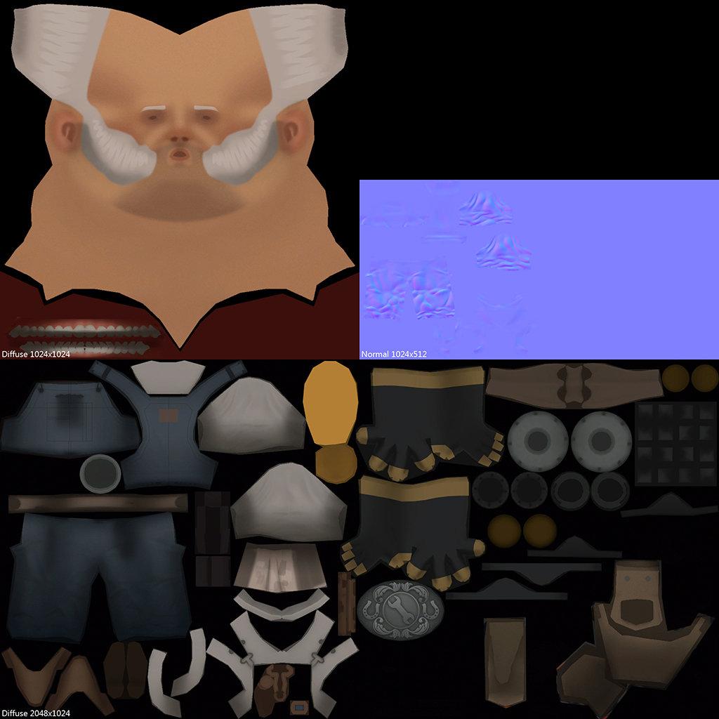 Bram Van Gerrewey - Team Fortress 2 Radigan Conagher Mod