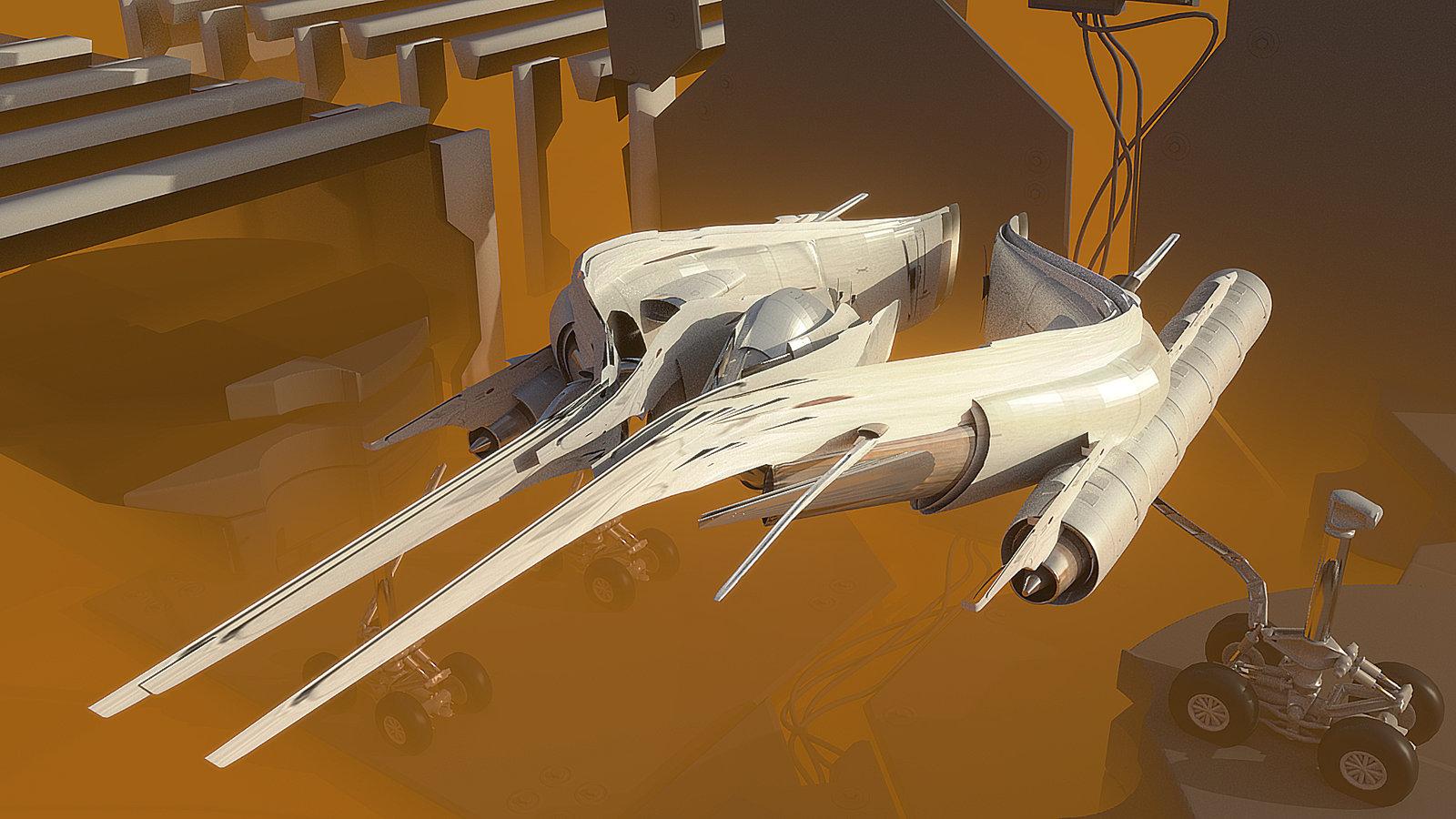 white lancer