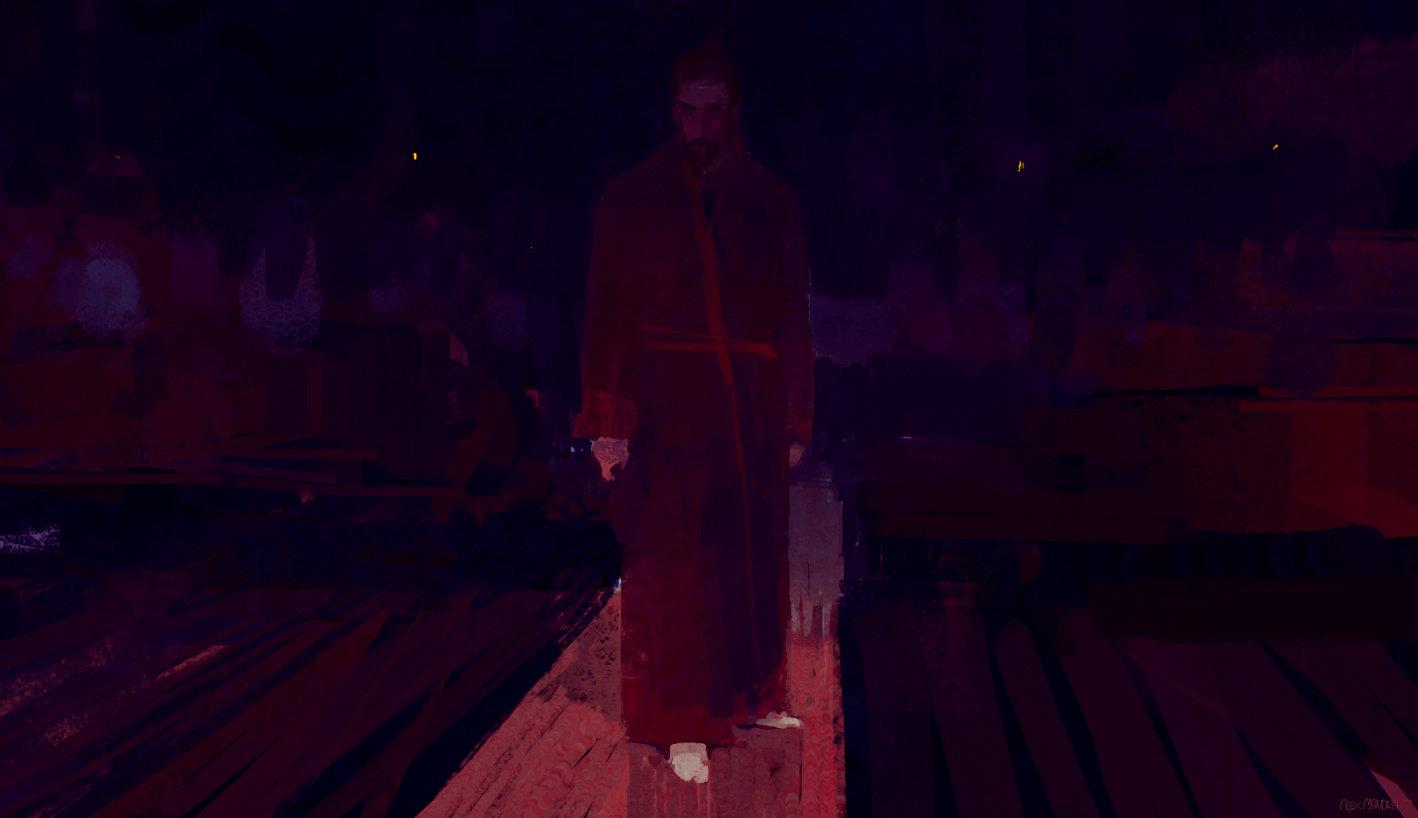 Alexander mandradjiev one path 1