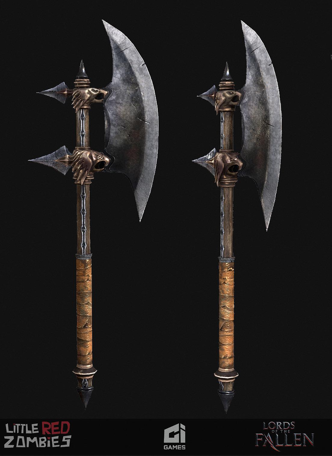 Vimal kerketta weapon guardian lotf