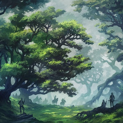 Andreas rocha deepintheforest08