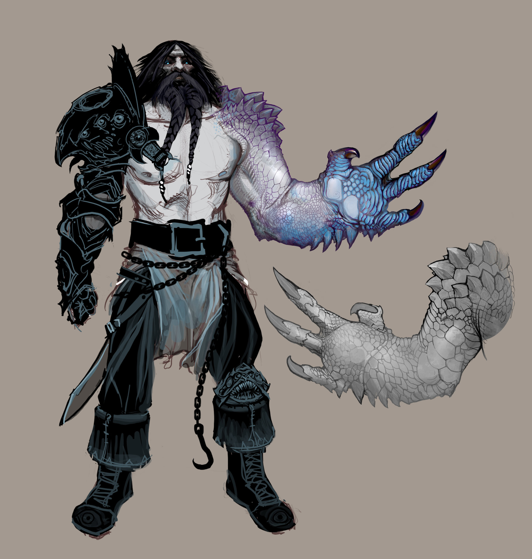 Mutations for chaos marauders total war forums for Warhammer online ror artisanat