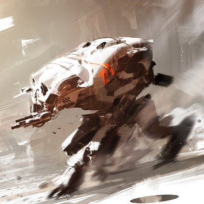 Sparth nicolas bouvier sparth mech final