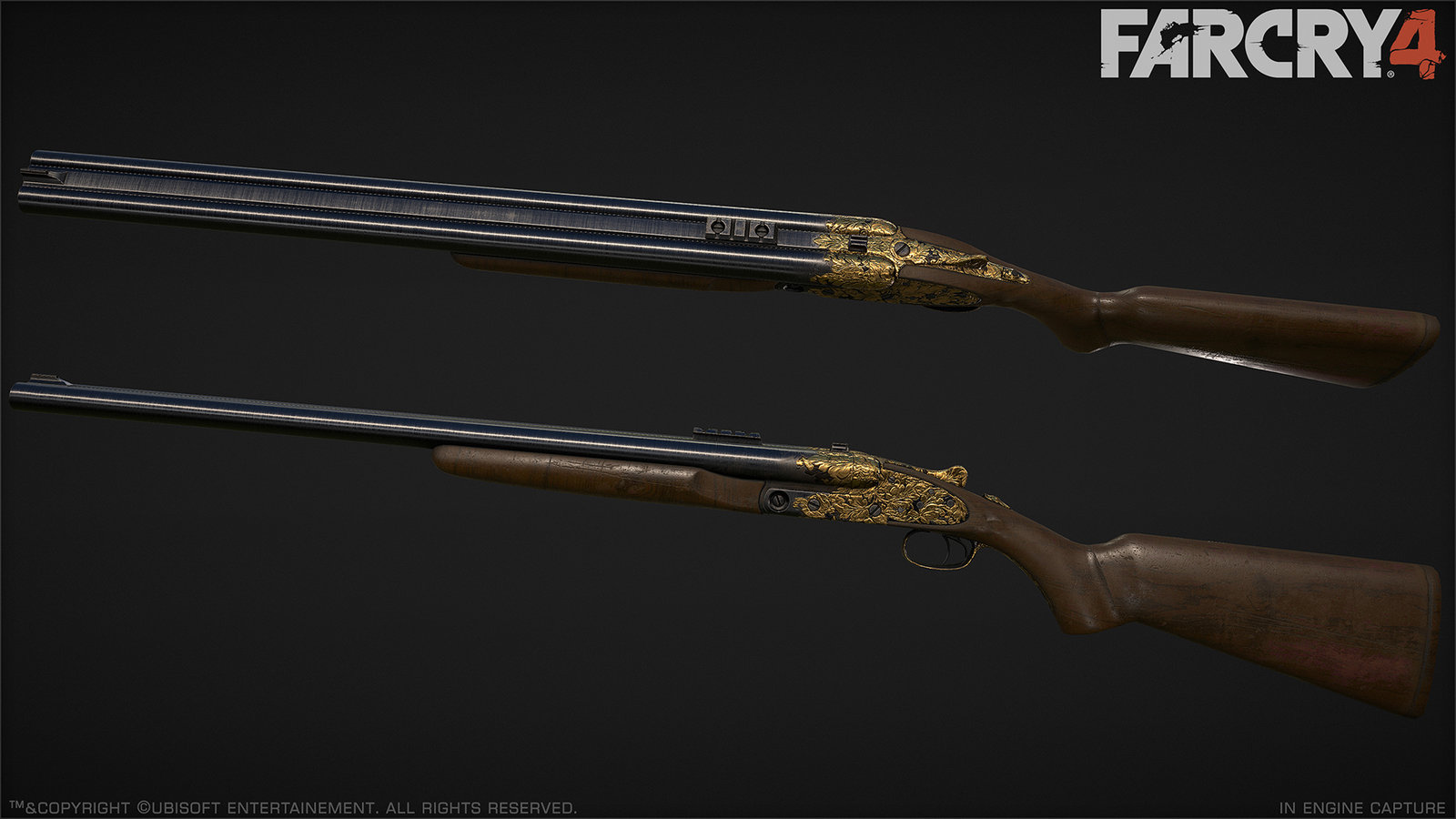 Artstation Far Cry 4 Elephant Gun 1 Greg Rassam