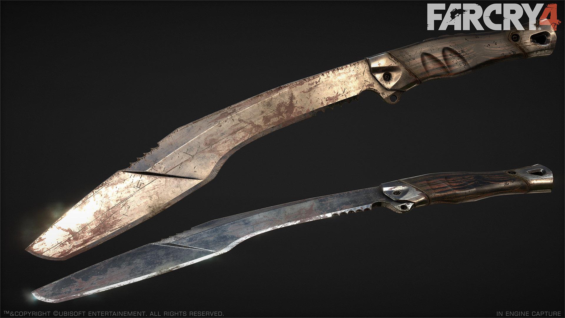 Far Cry 4 : Kukri, Greg Rassam