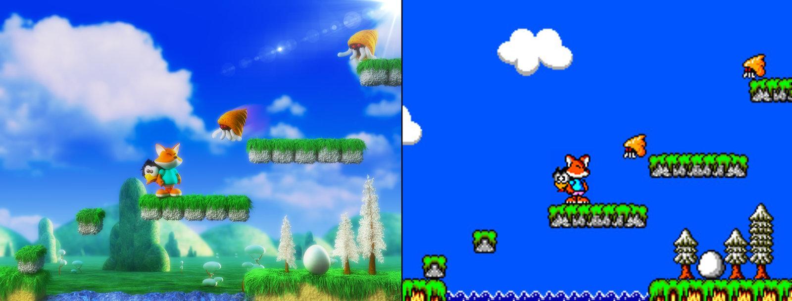 screenshot comparison