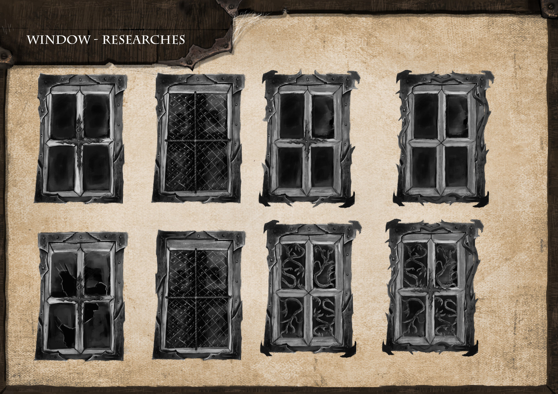 Victor debatisse windows