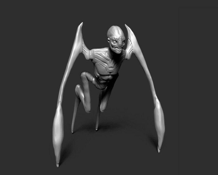 3hr Dynamesh Sculpt