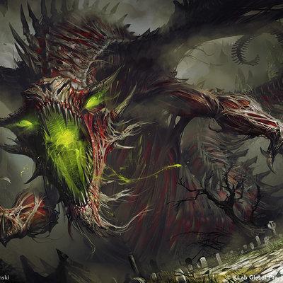 Mateusz ozminski undead dragon ozminski